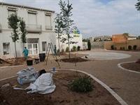 Placeta enjardinada Corts Valencianes-Alqueria Rulla 4