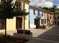 Renovació de l'enllumenat públic dels carrers Església i Pl. Major i Pl. de la Constitució.