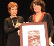 Cinta Arasa guanya el 33é Premi Enric Valor