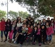 Més de 70 escolars participen en el viatge a la neu d'enguany