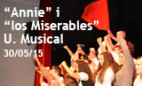 "Musicals ""Annie"" i ""Los Miserables"""