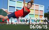 MiniOlimpiades 33 Setmana Esportiva. Galeria 1 de 2.