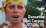 Dansetes del Corpus 2015