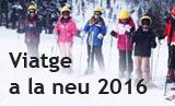 Viatge a la Neu 2016