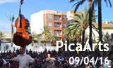4a PicaArts Mostra d'Arts Teatrals de Carrer a Picanya