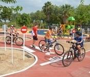 """En el dia mundial de la mobilitat obrim al públic el """"Parc Vial"""""""