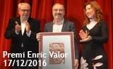 Acte de lliurament del 36é Premi Enric Valor