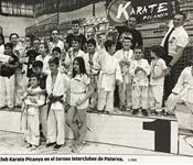 """""""Dieciocho trofeos para el Karate Picanya"""""""