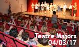 Teatre a càrrec del grup de Persones Majors