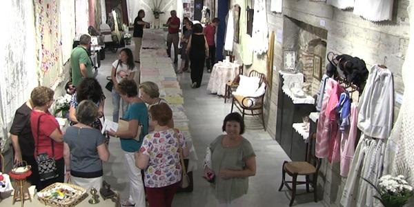 FESTES 2017 - Exposició · L'aixovar de la Dona Picanyera