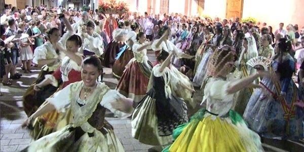 FESTES 2016 - Bolero de la Sang - Grups de Danses Realenc i Carrasca