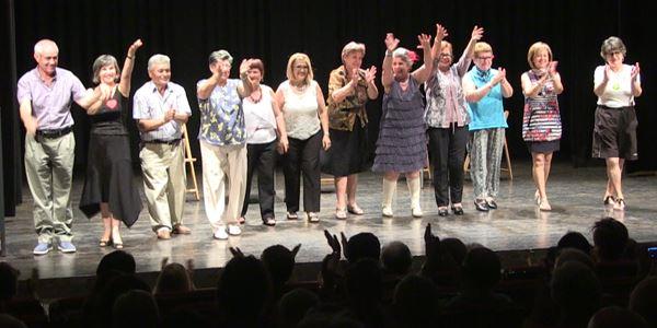 FESTES 2016 - Grup de teatre persones majors - Retazos de vida
