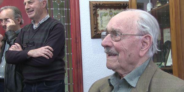Conversa amb José Almudéver.
