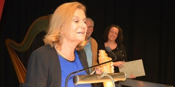 Carme Riera guanya el premi Llig Picanya 2018