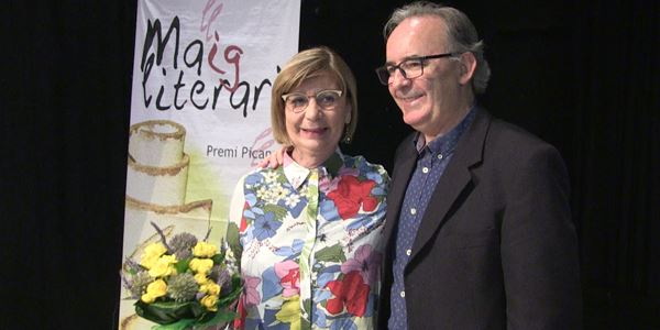 Maig Literari - Mercé Viana