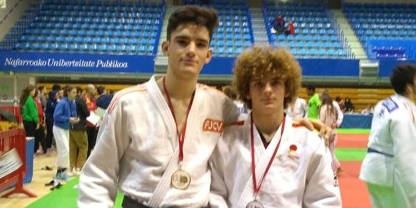 Els germans Senent continuen sumant èxits al món del judo