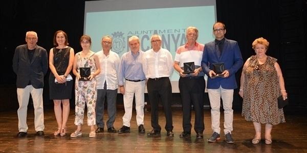 L'Ajuntament lliura les Medalles de la Vila 2018