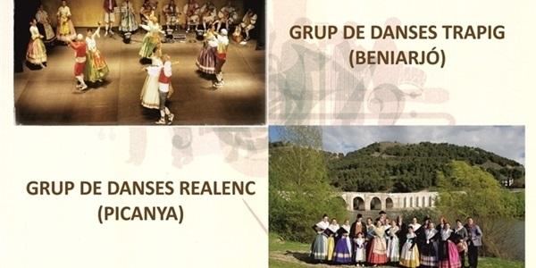Actuació de folklore este proper dissabte al Centre Cultural
