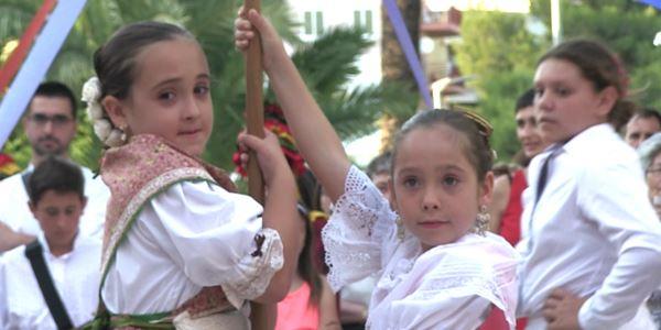 Dansetes del Corpus - La Magrana - Escola de Danses Carrasca
