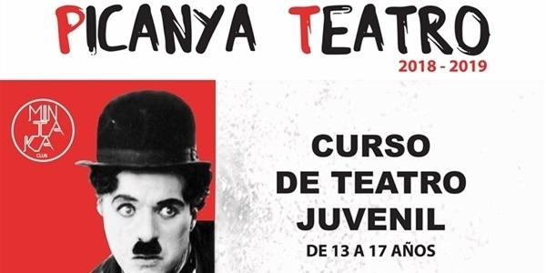 Curs de teatre per a xiquets i xiquetes i joves