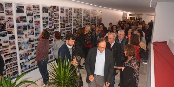 """Inauguració de la Sala d'Exposicions """"Carmen Alborch"""""""