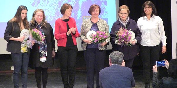 Acte de lliurament 1r Premi Concepción Aleixandre
