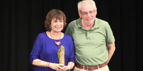 MAIG LITERARI - Lliurament 12é Premi Llig Picanya · Rosa Montero