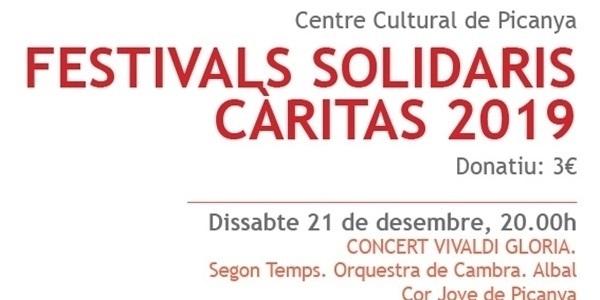 Este dissabte s'inicia el Festival Solidari de Càritas 2019