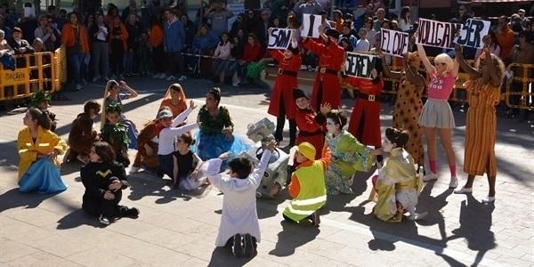 Cavalcada del Ninot Infantil Falles 2020