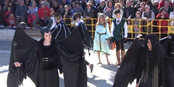 FALLES 2020 - Cavalcada Ninot Infantil · Falla Avda. Sta. María Del Puig