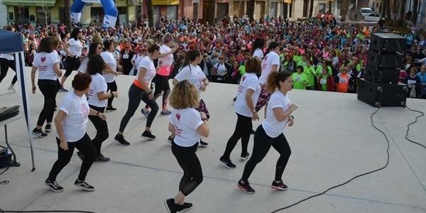 Més de  2.000 dones participen del 29é Recreo-Cross de la Dona